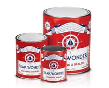 teak wonder dressing olio oil per teak 4 lt