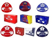 INFLATABLE CHILDRENS CHAIR - ARSENAL / CHELSEA / LIVERPOOL / BARCELONA / SPURS