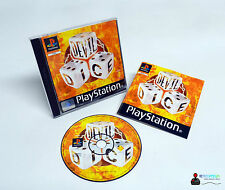 Playstation PS1 Spiel - DEVIL DICE - Komplett in Hülle OVP