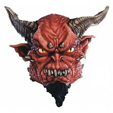 Scary Masks Devil Costume Accessory Halloween Demon Fancy Dress