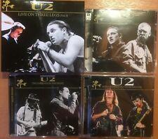 U2 BOX  Live on Three Legs Vol3 1987 Tour **NEW**