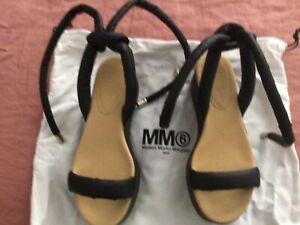 MM6 Maison Martin Margiela….Platform sandals