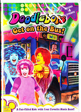 Doodlebops - Get On the Bus! (DVD, 2007) New