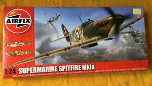 Airfix 1/24 Supermarine Spitfire Mk1a model kit