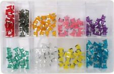 Micro Blade Fuses  Assorted Box Fuse Mixed (3--30 amp) QTY 200 AT110