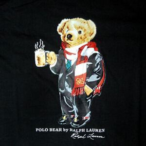 Ralph Lauren Business Polo Bear T Shirt