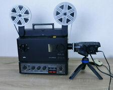 Videotransfer / Telecine mit Braun Visacustic 2000 Super 8 Projektor