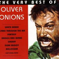 "OLIVER ONIONS ""BEST OF OLIVER ONIONS""  CD NEW+"