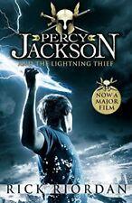Percy Jackson and the Lightning Thief, Rick Riordan, UsedVeryGood, Paperback