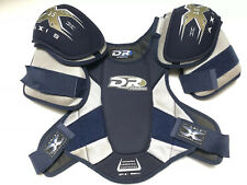 Euc Dr Axis Series Youth/Junior Ice Hockey Chest Pad Protector Small Blue/Black