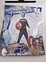 Rubies Boy S/4-6 Avengers CAPTAIN AMERICA Winter Soldier Halloween Costume