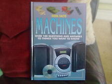 Cool Facts Machines-Colin Hynson Hardback English Reference Parragon 2001