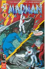 Comic Book Madman #3 Dark Horse Comics MINT Mike Allred Cover Artist Signed