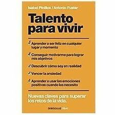 Talento para vivir  Talent to Live (Spanish Edition)