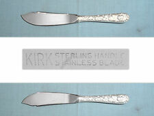 S KIRK /& SON STERLING MODERN HOLLOW KNIFE S ~ KING ~ NO MONO