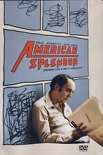 NEW DVD // American Splendor - Hope Davis, Paul Giamatti