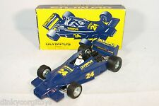 DINKY TOYS 222 HESKETH OLYMPUS FORMULA 1 RACING CAR MINT BOXED PROMOTIONAL RARE!