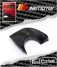CARBON FIBER EXHAUST HEAT SHIELD PROTECTOR for MITSUBISHI JDM EVO 9 REAR BUMPER