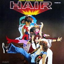 "12"" DLP Soundtrack HAIR (John Savage, Treat Williams) 70`s United Artists RCA"