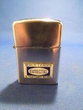 Vintage Special Quality KYMC Noble Cigarette Lighter Eutectic Welding Co.