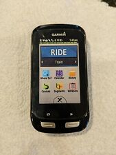 Garmin Edge 1000 NON FUNCTIONING Store Display w/ Back Case Cover (Cycling GPS)