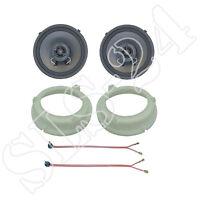 Rainbow 210540 2-Wege Lautsprecher für Mercedes 200 300 W124 Boxen / Heckablage
