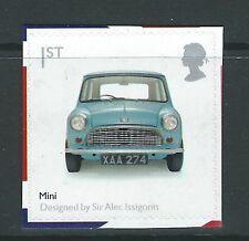 Grande-Bretagne 2009 Britannique Design le Mini Adhésif non Montés Mint, MNH ,