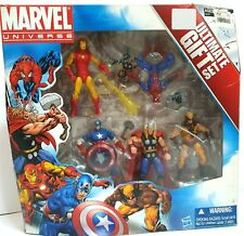 Marvel Universe Ultimate Gift Set Spider-Man Thor Captain America Hasbro ~ryokan