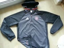 FC BAYERN MÜNCHEN adidas Kapuzen-Sweatshirt-Pullover-Hoody M 2016 neuw.GERMANY