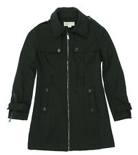 womens Coat MICHAEL KORS raincoat, Size L - Black