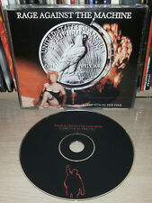 RAGE AGAINST THE MACHINE - SLEEP NOW IN THE FIRE - SINGLE - CD