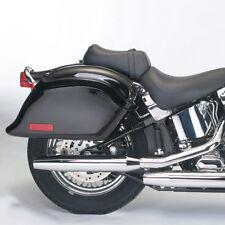 Honda Harley Davidson Kawasaki VN 88 CruiseLiner Hard Black Saddlebag Set 551100