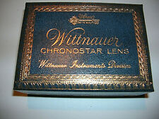 Wittnauer chronostar lens case and box without the lens.