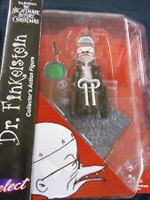 "Nightmare BEFORE CHRISTMAS ""DR Finkelstein"" Action Figure (SELEZIONE) Diamond"