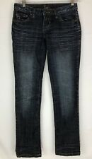 Zco Skinny Jeans Womens Juniors Size 3 Short Stretch 3S D4