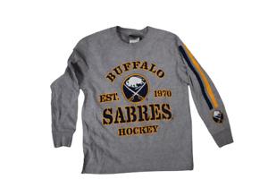 My NHL Youth Boys Buffalo Sabres Hockey Shirt New XS(4-5)