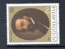 YUGOSLAVIA MNH 1982 SG2028 150TH BIRTH ANV OF DURA JAKSIC