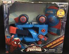 Adjustable Junior Skate Combo (Spider Man)