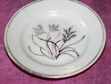 A VINTAGE DOLL DISH--WHEAT GRASS * 3 COLORS--HAND PAINTED ??? -- MADE IN JAPAN