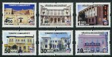 TURKEY - PTT BUILDINGS THEMED DEFINITIVE POSTAGE STAMPS, MNH, 2016