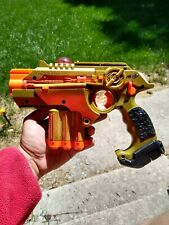 WORKING SteamPunk Steam Punk Nerf Laser Tag Phoenix LTX Pistol Gun Project Kit