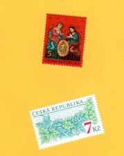 Czech Republic nrs 3128, 3136 Mnh