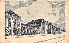 b2051 arad postcard  romania