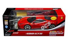 XQ XSTREET R/C RC RADIO CONTROL FERRARI 488 GTB READY-TO-RUN 1/12 RED 3605