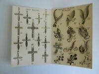 Catalogue Commercial Shown Hallmarked Pichon Fine Jewellery To Valencia 1958