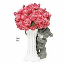 Me To You Big Bunch of Love Romantic Figurine - Highly Collectable Tatty Teddy