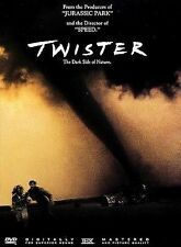Twister (DVD, 1997, Standard and letterbox)