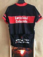 "Pactimo men's cycling shirt ""Trek Bicycle Loveland Colorado� size L"