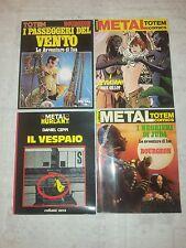 Lotto 4 albi Collana Metal n. 3 7 10 e Collana Nera n. 1 - Ottimi