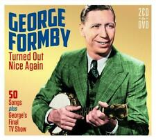 George Formby - Turned Out Nice Again 2CD + Georges Final TV Show DVD